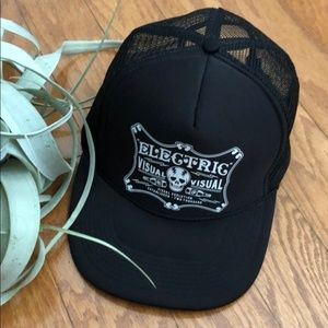 NEW Electric Snapback Hat